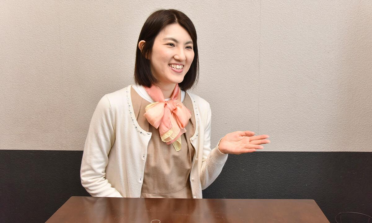 未来開拓キャリアコーチ 服部真由美